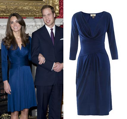 kate middleton blue dress engagement prince william homes for sale. prince william and kate