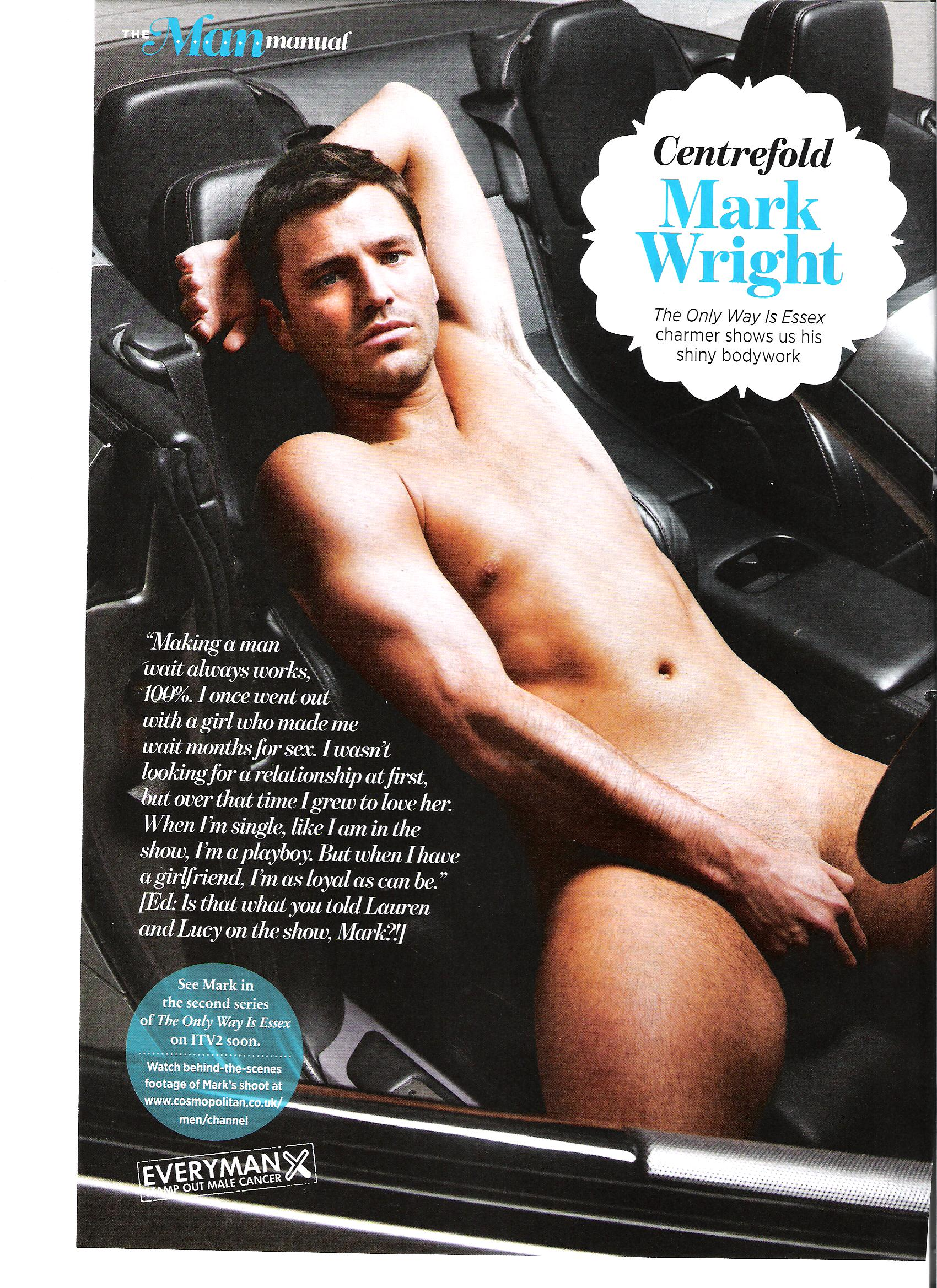 Mark From Essex Nude