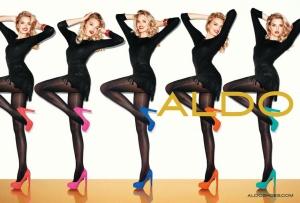 Lily Donaldson Stars in Aldo's A/W 2011 Campaign